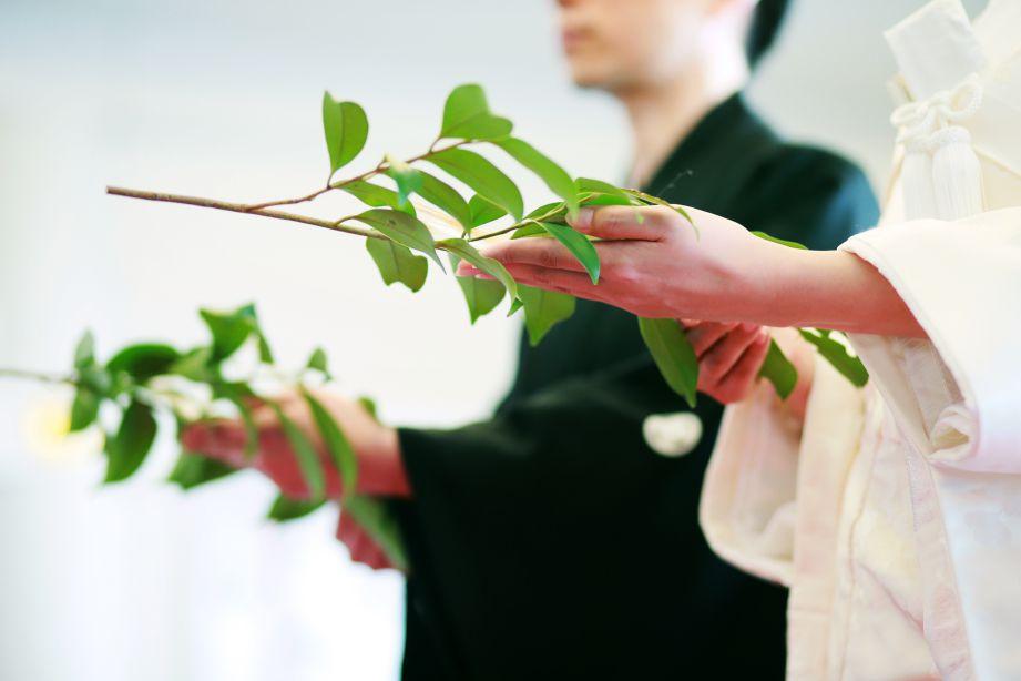 福岡・九州で和装の神社結婚式・和婚ならウェディングセレクト!和婚