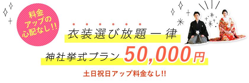 衣装選び放題一律今だけ48000円