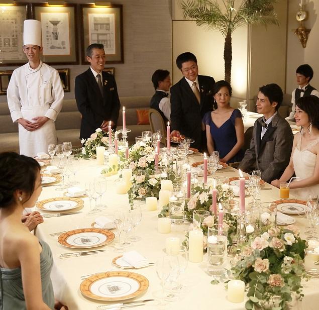 【WS和婚】×【ホテル日航福岡】特別お食事会プラン