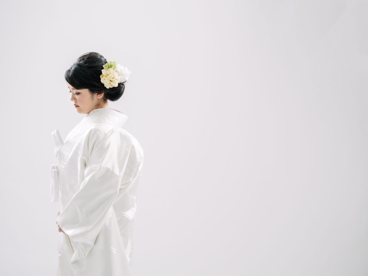 菊に鶴004