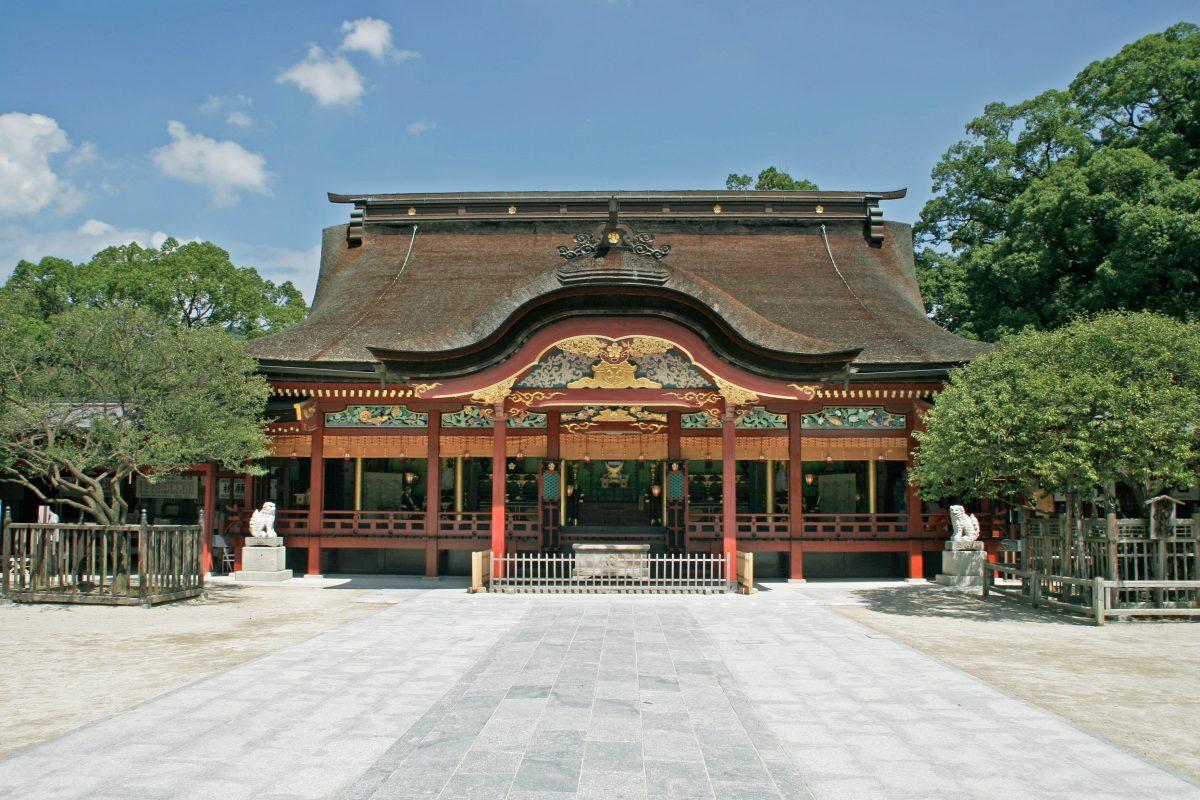 太宰府天満宮|住吉神社・護国神社など神社結婚式に人気の神社|福岡・九州で和装の神社結婚式・和婚ならウェディングセレクト!和婚