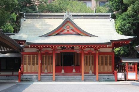 荒田八幡宮|住吉神社・護国神社など神社結婚式に人気の神社|福岡・九州で和装の神社結婚式・和婚ならウェディングセレクト!和婚
