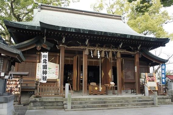 北岡神社|住吉神社・護国神社など神社結婚式に人気の神社|福岡・九州で和装の神社結婚式・和婚ならウェディングセレクト!和婚