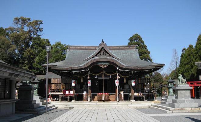 琴崎八幡宮|住吉神社・護国神社など神社結婚式に人気の神社|福岡・九州で和装の神社結婚式・和婚ならウェディングセレクト!和婚