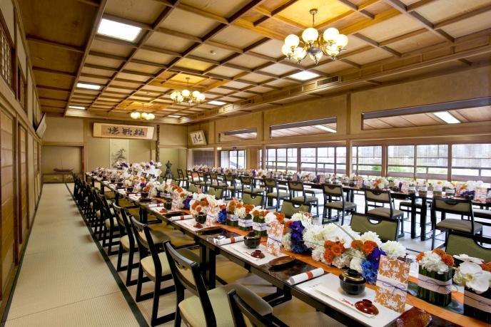 【三光園】|1.5次会・会費制・少人数お食事会・パーティなどのオススメ会場|福岡・九州で和装の神社結婚式・和婚ならウェディングセレクト!和婚