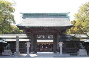 宗像大社|住吉神社・護国神社など神社結婚式に人気の神社|福岡・九州で和装の神社結婚式・和婚ならウェディングセレクト!和婚