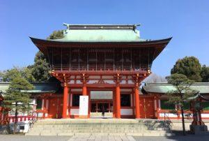 藤崎八幡宮|住吉神社・護国神社など神社結婚式に人気の神社|福岡・九州で和装の神社結婚式・和婚ならウェディングセレクト!和婚