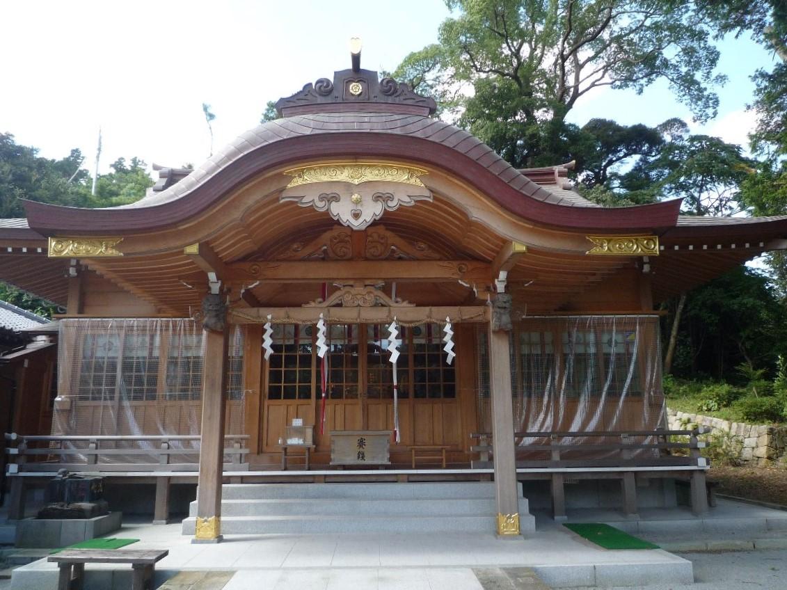 矢上神社|住吉神社・護国神社など神社結婚式に人気の神社|福岡・九州で和装の神社結婚式・和婚ならウェディングセレクト!和婚