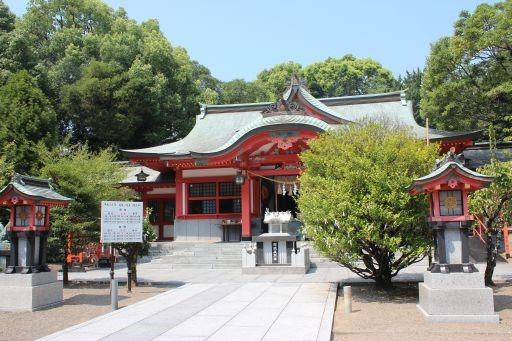 宮崎八幡宮|住吉神社・護国神社など神社結婚式に人気の神社|福岡・九州で和装の神社結婚式・和婚ならウェディングセレクト!和婚