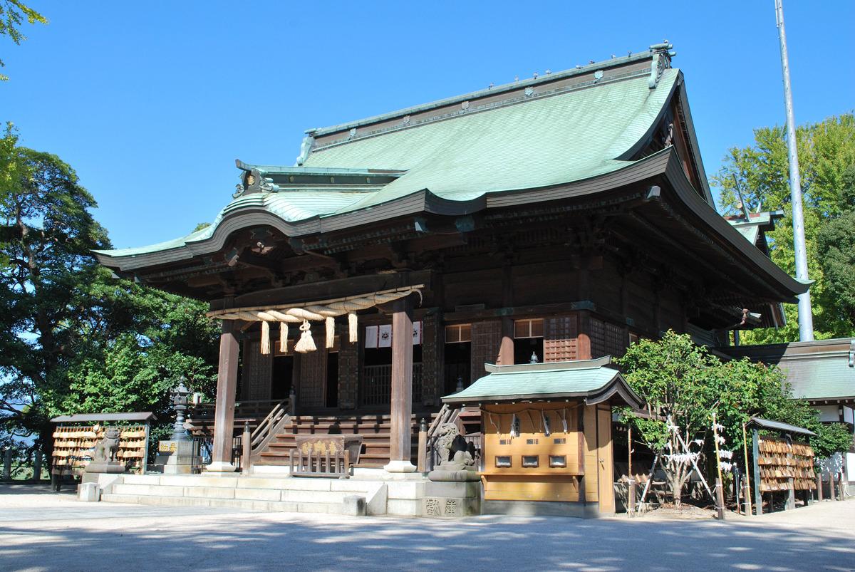 水天宮|住吉神社・護国神社など神社結婚式に人気の神社|福岡・九州で和装の神社結婚式・和婚ならウェディングセレクト!和婚