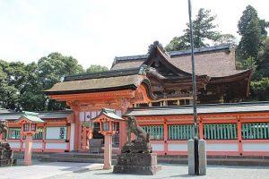 高良大社|住吉神社・護国神社など神社結婚式に人気の神社|福岡・九州で和装の神社結婚式・和婚ならウェディングセレクト!和婚