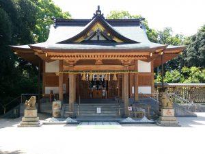高宮八幡宮|住吉神社・護国神社など神社結婚式に人気の神社|福岡・九州で和装の神社結婚式・和婚ならウェディングセレクト!和婚