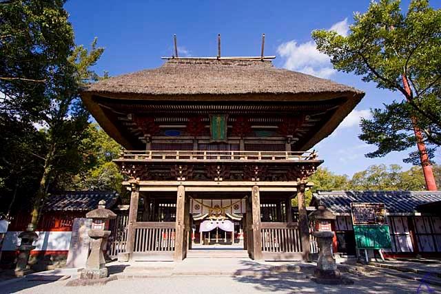 青井阿蘇神社|住吉神社・護国神社など神社結婚式に人気の神社|福岡・九州で和装の神社結婚式・和婚ならウェディングセレクト!和婚