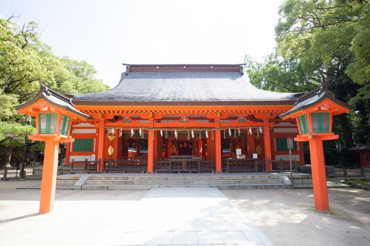 住吉神社|住吉神社・護国神社など神社結婚式に人気の神社|福岡・九州で和装の神社結婚式・和婚ならウェディングセレクト!和婚
