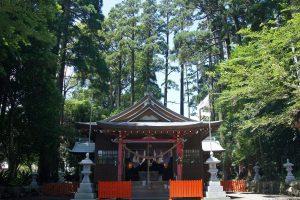 加江田神社|住吉神社・護国神社など神社結婚式に人気の神社|福岡・九州で和装の神社結婚式・和婚ならウェディングセレクト!和婚