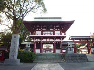 篠崎八幡神社|住吉神社・護国神社など神社結婚式に人気の神社|福岡・九州で和装の神社結婚式・和婚ならウェディングセレクト!和婚