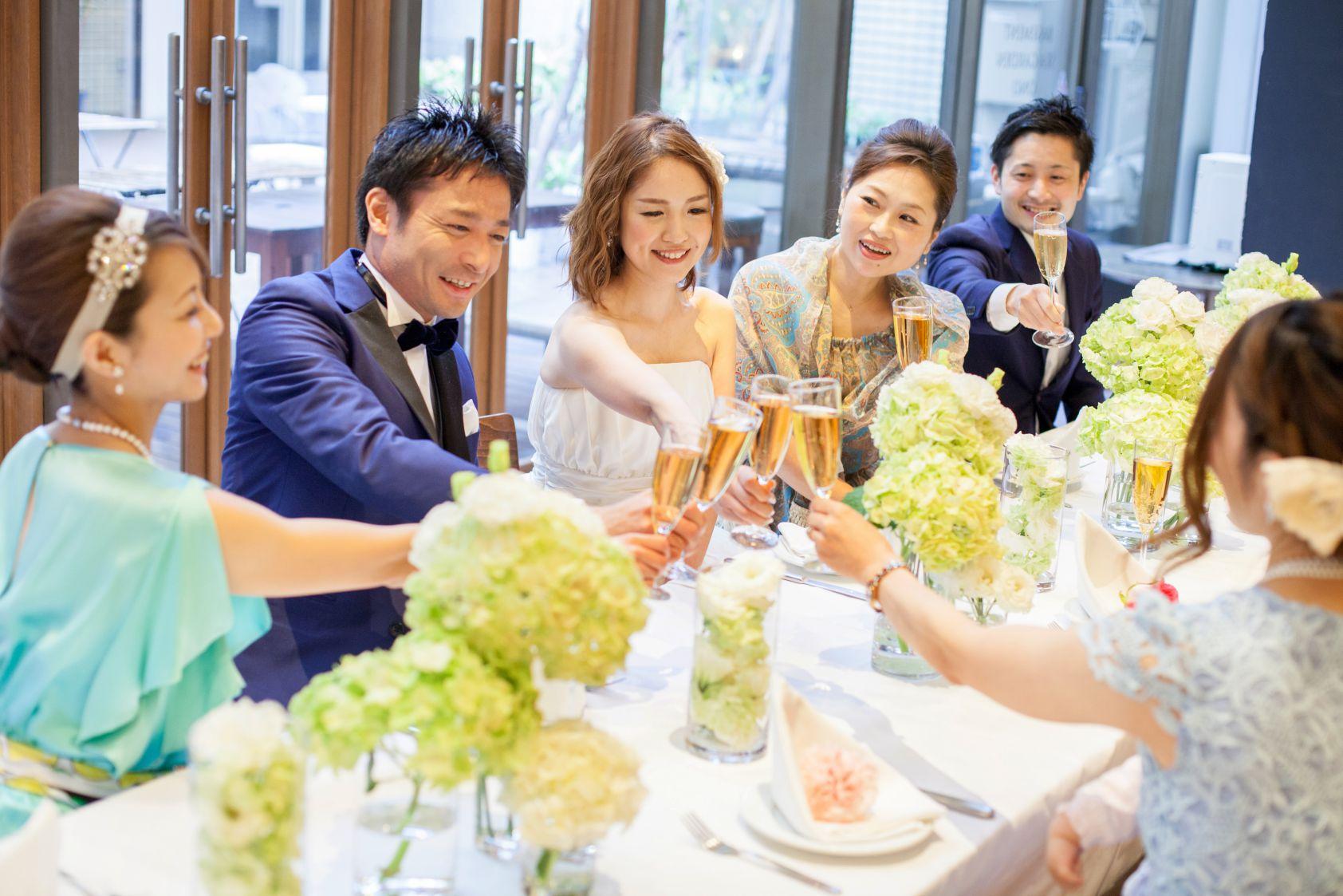 BASEMENT SEA GARDEN ONO|1.5次会・会費制・少人数お食事会・パーティなどのオススメ会場|福岡・九州で和装の神社結婚式・和婚ならウェディングセレクト!和婚