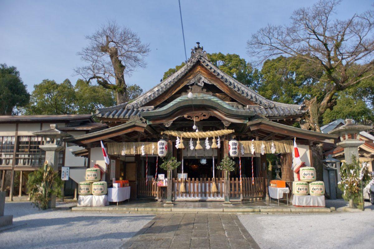 曩祖八幡宮|住吉神社・護国神社など神社結婚式に人気の神社|福岡・九州で和装の神社結婚式・和婚ならウェディングセレクト!和婚