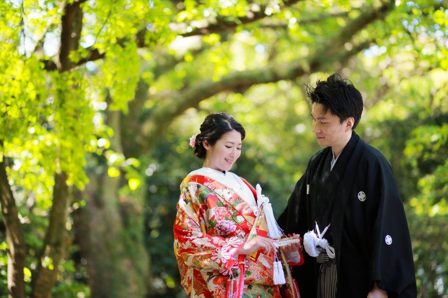 福岡県外挙式プラン