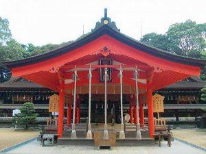 住吉神社(山口)|住吉神社・護国神社など神社結婚式に人気の神社|福岡・九州で和装の神社結婚式・和婚ならウェディングセレクト!和婚