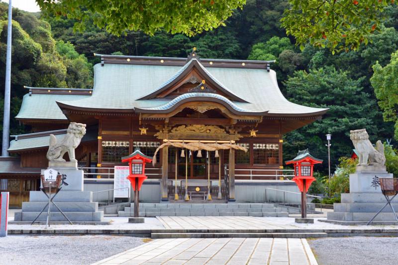 戸上神社|住吉神社・護国神社など神社結婚式に人気の神社|福岡・九州で和装の神社結婚式・和婚ならウェディングセレクト!和婚