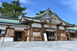 亀山八幡宮||福岡・九州で和装の神社結婚式・和婚ならウェディングセレクト!和婚