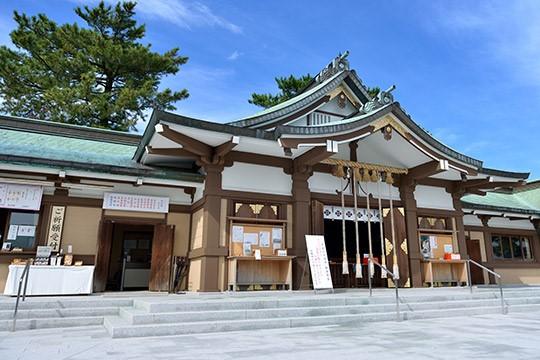 亀山八幡宮|住吉神社・護国神社など神社結婚式に人気の神社|福岡・九州で和装の神社結婚式・和婚ならウェディングセレクト!和婚