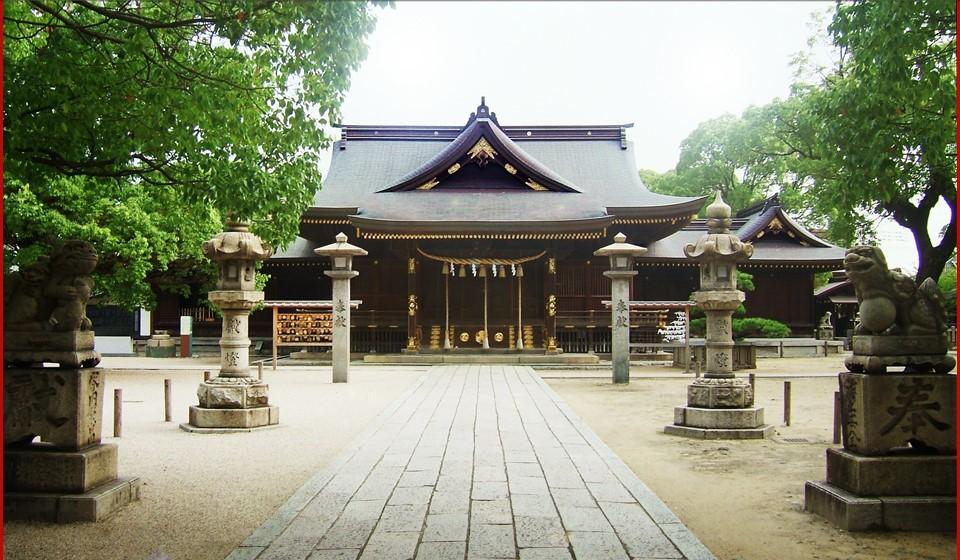 若松恵比須神社|住吉神社・護国神社など神社結婚式に人気の神社|福岡・九州で和装の神社結婚式・和婚ならウェディングセレクト!和婚