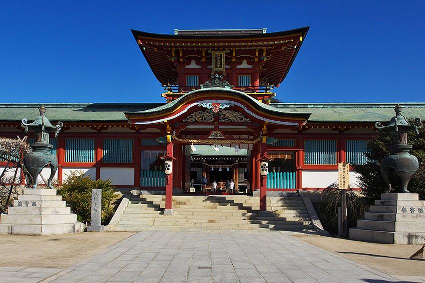 防府天満宮|住吉神社・護国神社など神社結婚式に人気の神社|福岡・九州で和装の神社結婚式・和婚ならウェディングセレクト!和婚