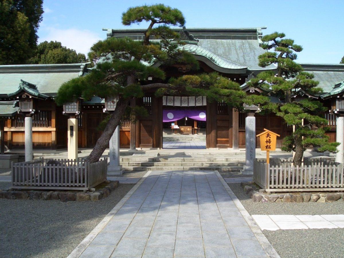 八代宮|住吉神社・護国神社など神社結婚式に人気の神社|福岡・九州で和装の神社結婚式・和婚ならウェディングセレクト!和婚
