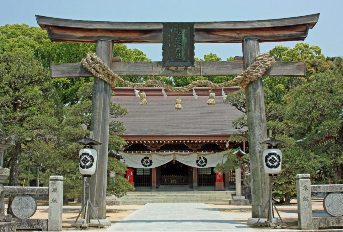 松陰神社|住吉神社・護国神社など神社結婚式に人気の神社|福岡・九州で和装の神社結婚式・和婚ならウェディングセレクト!和婚