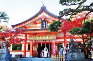 紅葉八幡宮|住吉神社・護国神社など神社結婚式に人気の神社|福岡・九州で和装の神社結婚式・和婚ならウェディングセレクト!和婚