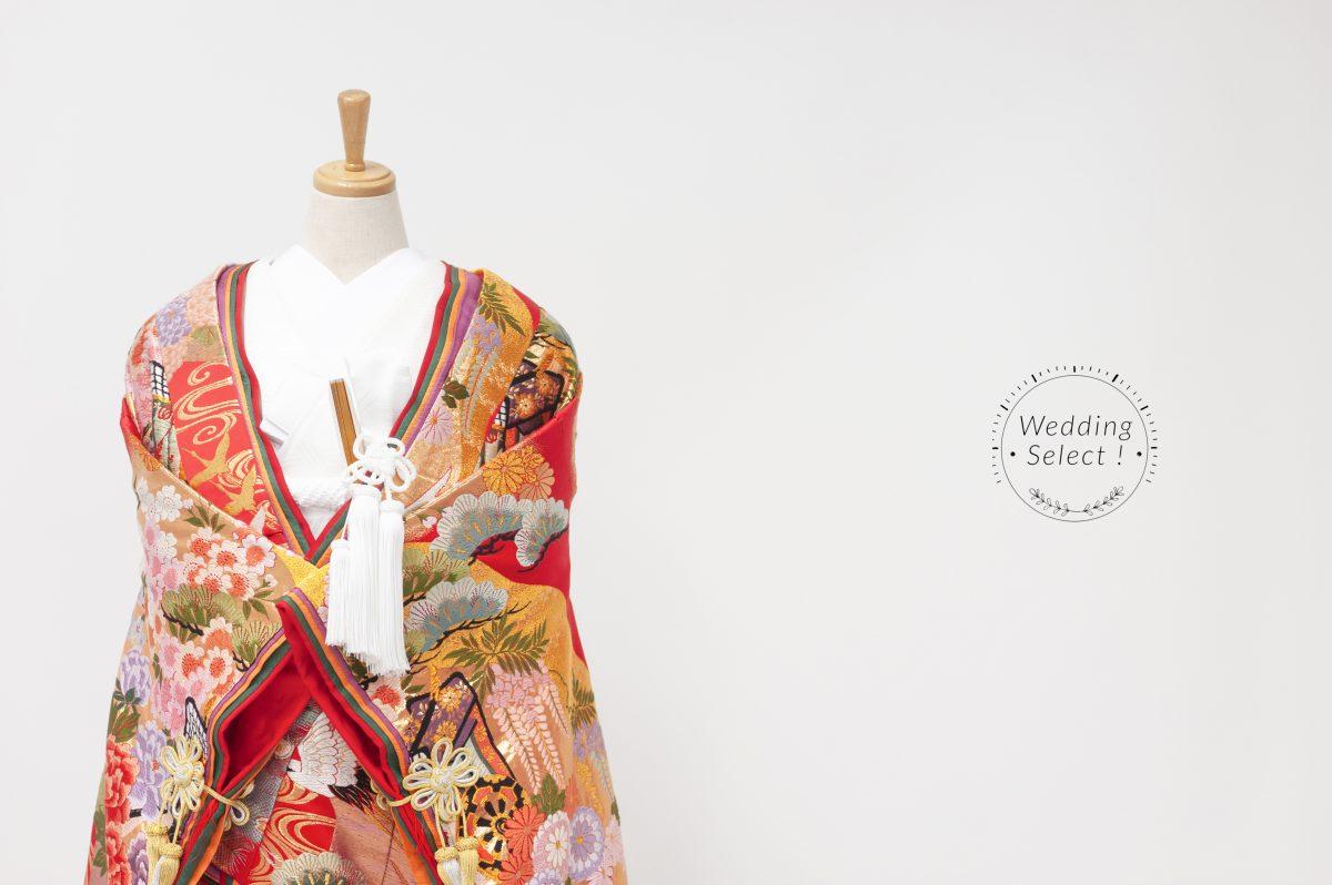 孔雀四季花鶴に御所車021