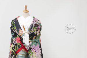 藤に蝶牡丹011