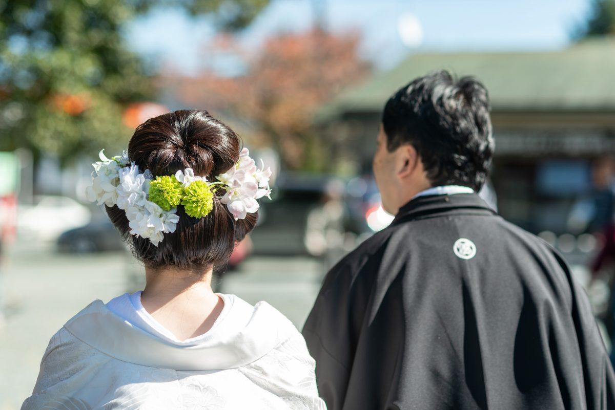 ~阿蘇神社~神前結婚式|お客様レポート|福岡・九州で1.5次会・会費制パーティならウェディングセレクト!1.5次会
