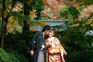大興善寺|フォトウェディング・前撮りのシンプルでお得なプラン|福岡・九州でフォトウェディング・前撮りならウェディングセレクト!フォトウェディング