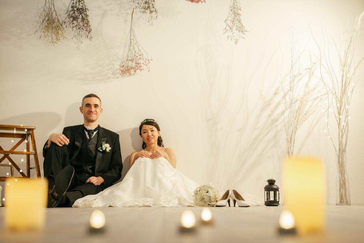 和装・洋装スタジオフォトプラン|お客様レポート|福岡・九州で和装の神社結婚式・和婚ならウェディングセレクト!和婚