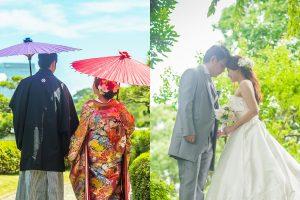 【人気No1】和装・洋装ロケーションフォトプラン