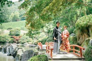 慧洲園|フォトウェディング・前撮りに人気のロケーションスポット|福岡・九州でフォトウェディング・前撮りならウェディングセレクト!フォトウェディング