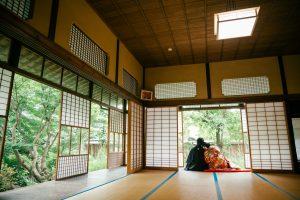 鏡田屋敷|フォトウェディング・前撮りのシンプルでお得なプラン|福岡・九州でフォトウェディング・前撮りならウェディングセレクト!フォトウェディング