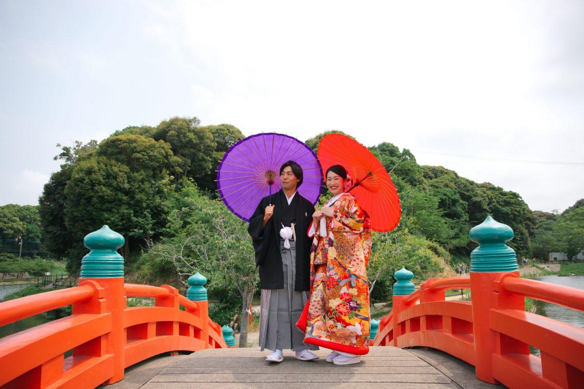埴生公園|フォトウェディング・前撮りに人気のロケーションスポット|福岡・九州でフォトウェディング・前撮りならウェディングセレクト!フォトウェディング