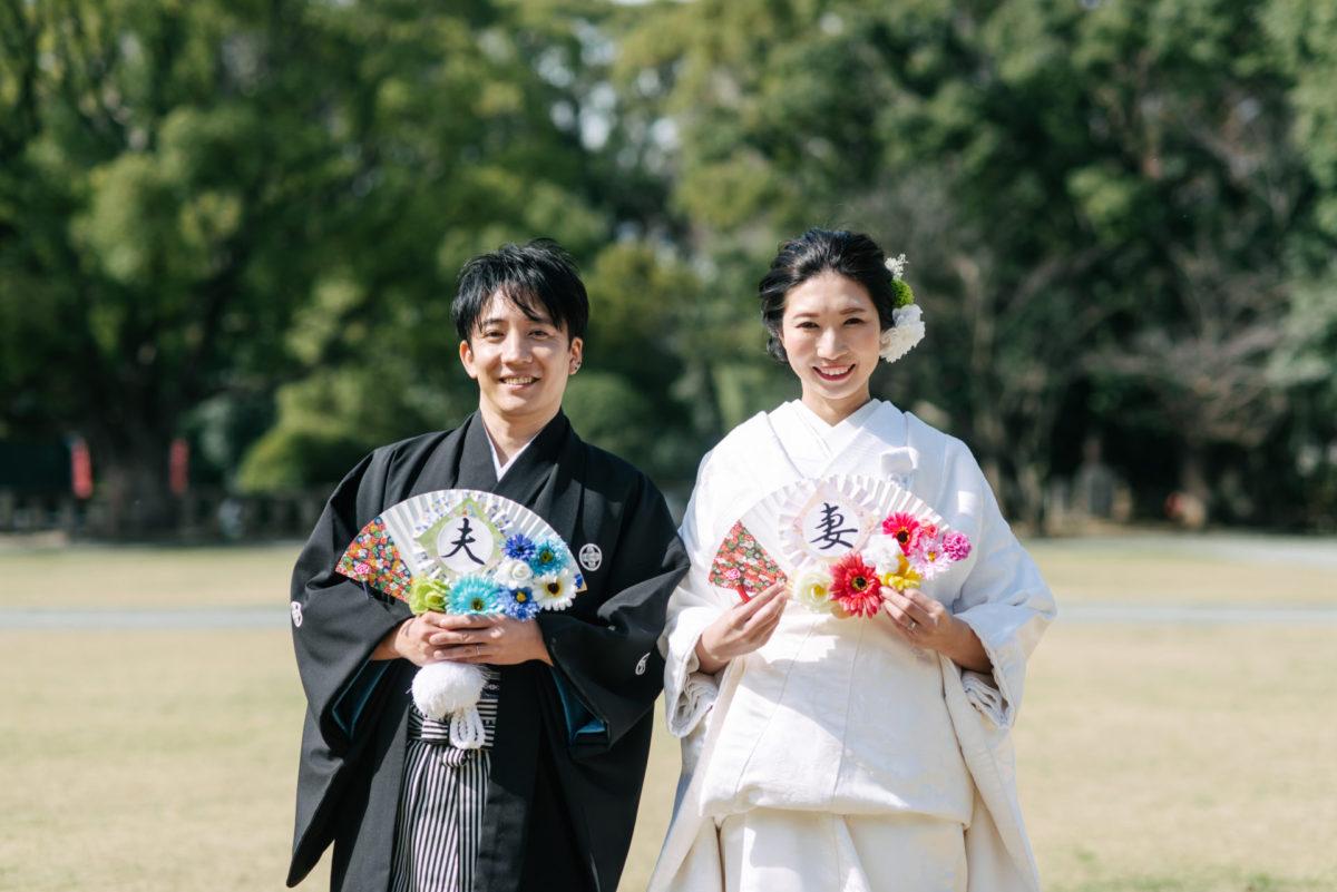 ~福岡縣護国神社~神前結婚式|お客様レポート|福岡・九州で和装の神社結婚式・和婚ならウェディングセレクト!和婚