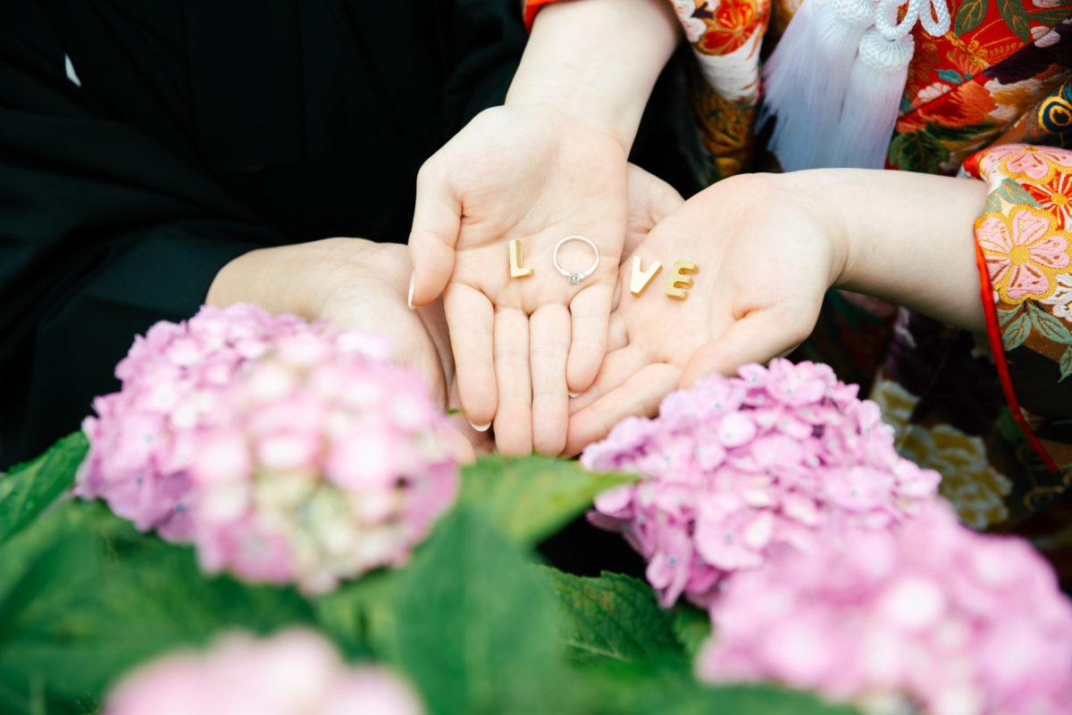 ~千光寺・鏡田屋敷~ロケーションフォト|お客様レポート|福岡・九州で和装の神社結婚式・和婚ならウェディングセレクト!和婚