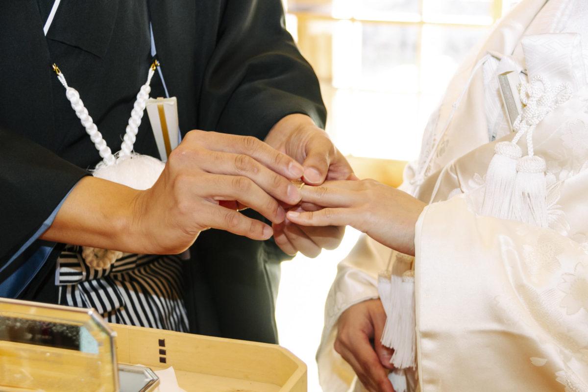 ~亀岡神社~神前結婚式|お客様レポート|福岡・九州で和装の神社結婚式・和婚ならウェディングセレクト!和婚