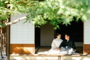 松風園|フォトウェディング・前撮りのシンプルでお得なプラン|福岡・九州でフォトウェディング・前撮りならウェディングセレクト!フォトウェディング