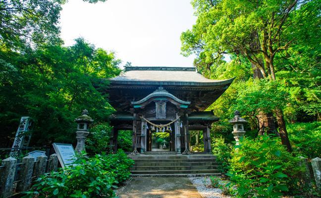 柞原八幡宮|住吉神社・護国神社など神社結婚式に人気の神社|福岡・九州で和装の神社結婚式・和婚ならウェディングセレクト!和婚