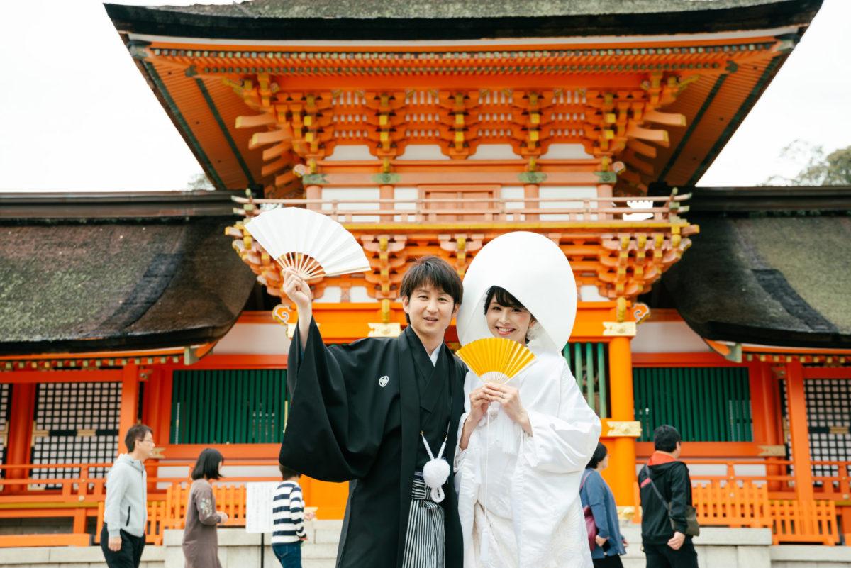 宇佐神宮|フォトウェディング・前撮りに人気のロケーションスポット|福岡・九州でフォトウェディング・前撮りならウェディングセレクト!フォトウェディング