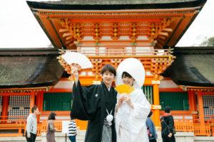 宇佐神宮|フォトウェディング・前撮りのシンプルでお得なプラン|福岡・九州でフォトウェディング・前撮りならウェディングセレクト!フォトウェディング