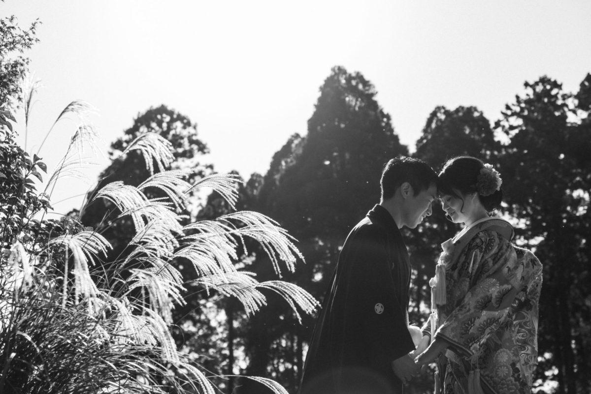 ~霧島神宮・霧島ホテル~神前結婚式|色打掛・白無垢の格安レンタル|福岡・九州で和装の神社結婚式・和婚ならウェディングセレクト!和婚