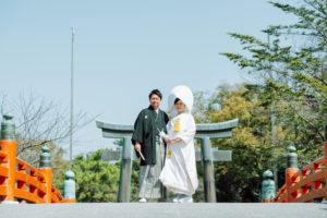 三柱神社(柳川)||福岡・九州でフォトウェディング・前撮りならウェディングセレクト!フォトウェディング